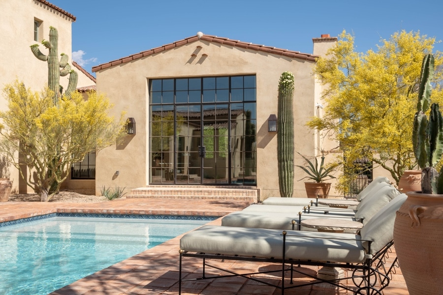 residential architects scottsdale silverleaf residential architects arizona